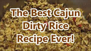 how to make authentic cajun dirty rice