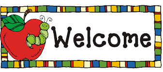 Image result for clip art welcome back to school