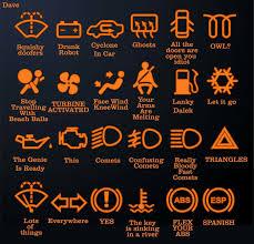 Car Warning Lights Know Your Car Warning Lights Car Humor Car Jokes