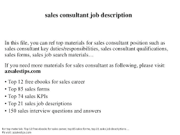 Sales Position Resume Samples Topshoppingnetwork Com