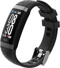 Купить <b>Смарт</b>-<b>браслет DIGMA Force A6</b>, черный / черный в ...
