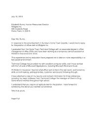 Insurance Clerk Cover Letter Hr Executive Cover Letter Character