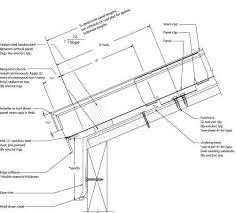 standing seam metal roof cad details simple metal roofing supply
