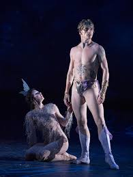 project polunin icarus the night before the flight tea or sergei polunin and natalia osipova in narcissus and echo acirccopy alastair muir click