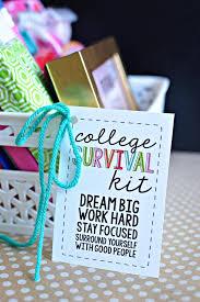 diy gift kits unique college survival kit gift ideas