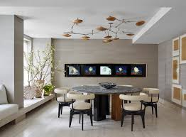 Living And Dining Room Decorating Dining Room Design Ideas Gallery Of With Partial Wall Between