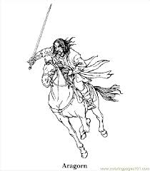 Small Picture free printable coloring image Lord Of The Rings 009 embroidery
