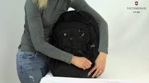 Обзор <b>рюкзака Victorinox</b> (Викторинокс) <b>VX SPORT</b> Scout/Black ...