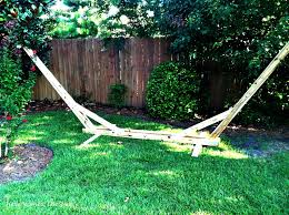 hammock without stand.  Stand How To Make A DIY Hammock Stand Inside Without Y