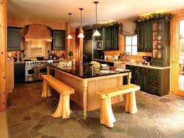 rustic italian furniture. bright kitchen with rustic furniture like cabinets but not benches italian e