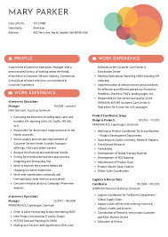 Operations Manager Resume Sample Resume Examples By Real People Ikea Ecommerce Operations Manager