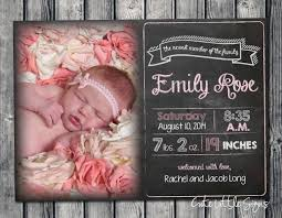 newborn baby announcement sample 9 birth announcement templates printable psd ai format download