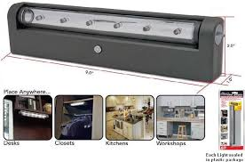 battery operated under cabinet led light wireless