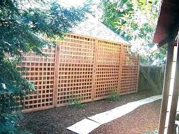 full size of garden privacy screens brisbane outdoor metal melbourne free standing uk lattice panel screen