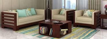 furniture sofa set designs. Sofa Sets For Living Room Buy Furniture Online India Starts 1 499 WoodenStreet 7 Set Designs