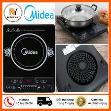 Bếp Điện Từ Cao Cấp MIDEA MI-B1920 Hàng Chính Hãng Bền Đẹp, Tiện Lợi chính  hãng