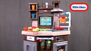 Smart Kitchen Little Tikes Cook N Learn Smart Kitchen From Mga Entertainment