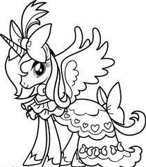 Unicorno Da Colorare Disegni Da Colorare E Stampare Gratis