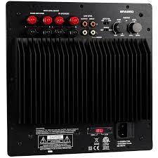 Best Subwoofer Plate Amplifier [ 2021 Updated List ] - BWS