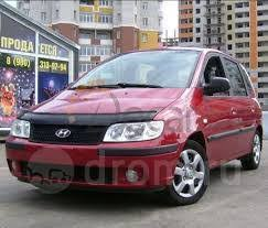 <b>Дефлектор капота</b> Hyundai Matrix > 2001-2007 /<b>VIP Tuning</b> ...