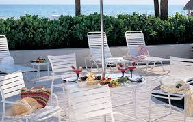 Patio Pool Outdoor Lawn Yard Furniture New Finish PaintWinston Outdoor Furniture Repair
