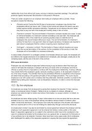 Breach Of Employment Contract Fascinating Argentina Employment Laws