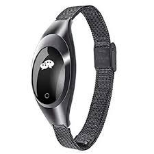 LUXISDE Fitness Bracelet Smartwatch Ladies, Activity Tracker <b>Z18</b> ...