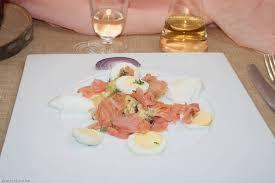 Insalata di salmone affumicato e patate ricette di cucina