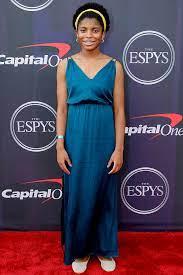 ESPYs 2021: Zaila Avant-garde Attends ...