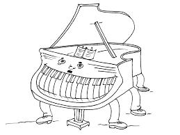 Instruments De Musique 249 Objets Coloriages Imprimer