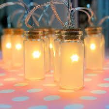 Mason Jar Twinkle Lights Details About Led String Light Dailyart Vintage Clear Glass Jar Led String Lights Mason Jar
