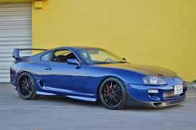 1995 Toyota Supra 2JZ Twin Turbo Slick Top | Real Muscle | Exotic ...