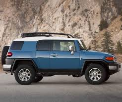2017 Toyota FJ Cruiser Could Be The Last of The Line