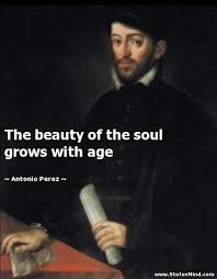 Age And Beauty Quotes Best of The Beauty Of The Soul Grows With Age StatusMind