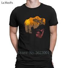 Shirtpunch Size Chart Creative New Fashion Mens T Shirt Punch Of The Heroes Tshirt For Men Clothes T Shirt Mens Humorous Tee Shirt Round Collar Crazy T Shirt Shop Design
