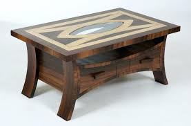eclectic coffee table akiyo me unusual wood tables fit for large room coolest als