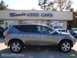 2005 Nissan Murano SL AWD in Platinum Metallic - 405873 | VANnSUV ...