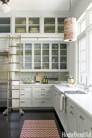 What These Interior Design For Small Kitchen 7 Classy Ideas Rolling Ladder  ...