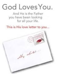 Love Letters From God – Rebecca's Garden Of Hope