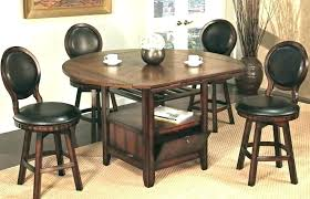 round pub style table and chairs round pub table set bistro style table and chairs small