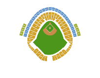 Ameritrade Park Seating Chart Flash Seats Tickets For Sale