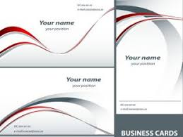 Product Line Card Template Simple Line Card Template Vector Free Vectors Ui Download