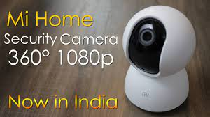 Mi Home Security Camera 360 1080p unboxing, review, now in India, cheapest  security camera Rs. 2699 - YouTube