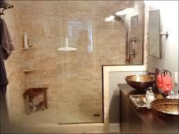 frameless splash guard heavy glass shower installation