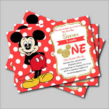 mickey mouse party invitation us 5 39 40 off 14 pcs lot mickey mouse birthday invitation boys mickey mouse baby shower invites birthday party decoration supply free shipping in