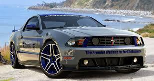 SEMA 2011: CoolFords 2012 Mustang Boss 302 Laguna Seca 3D Project ...