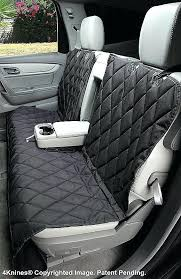 car rear seat covers for dogs cover lovely beautiful pets at home