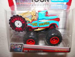 Free: Disney Pixar Cars Toon Monster Truck Mater THE TORMENTOR ...
