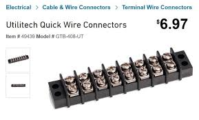 simplest way to connect wires of operating accessories to one cw 80 like