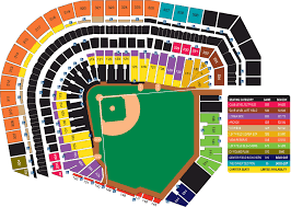 Giants Field Seating Chart 40 Methodical Bart Kaufman Field Seating Chart